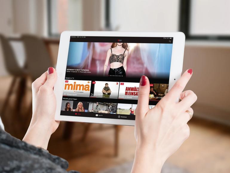 7TV am iPad