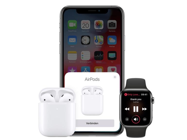 Musik & Podcasts auf der Apple Watch: So wird die smarte Uhr unabhängiger