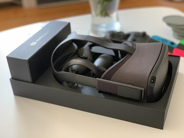 Oculus Quest im Test – autarke VR-Brille ausprobiert   Mac Life