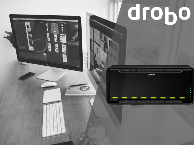 Jetzt mitmachen und gewinnen: Daten-Frühjahrputz mit Drobo