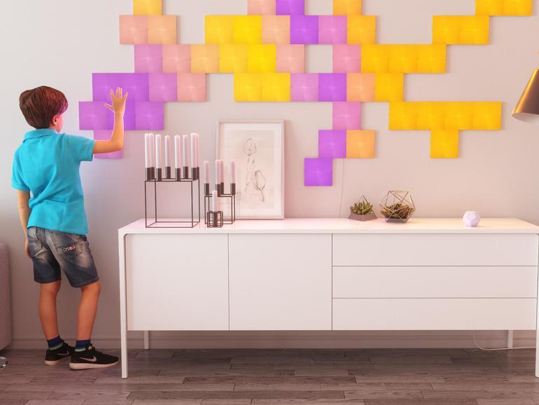 Der Markt für smarte Glühbirnen ist inzwischen stark gewachsen. Große Namen sind zum Beispiel Philips, Osram, Ikea oder Aldi, aber auch Newcomer wie Nanoleaf.