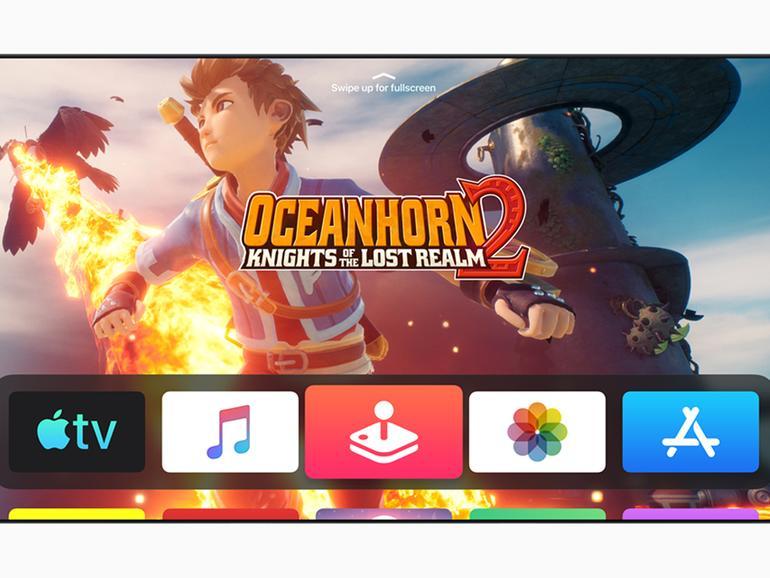 W00t: In Zukunft auch mit Xbox- und PlayStation-Controller am Apple TV zocken.