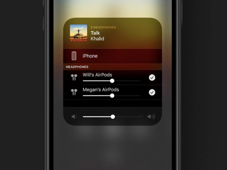 iOS 13 überrascht mit neuen Features für die AirPods