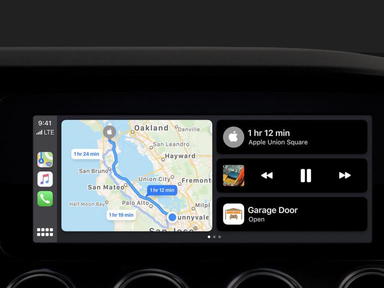 iOS 13: CarPlay erhält eine zweite Chance
