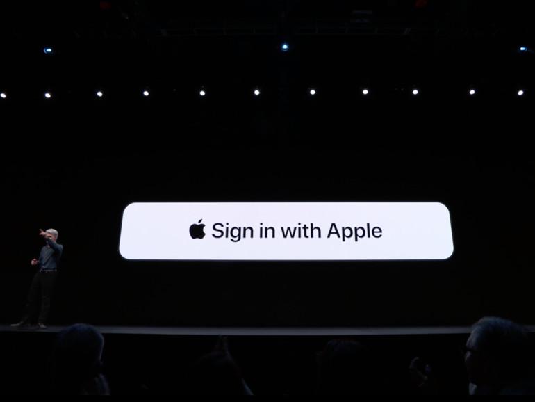 """""""Sign in with Apple"""": So will Apple den Datenschutz verbessern"""