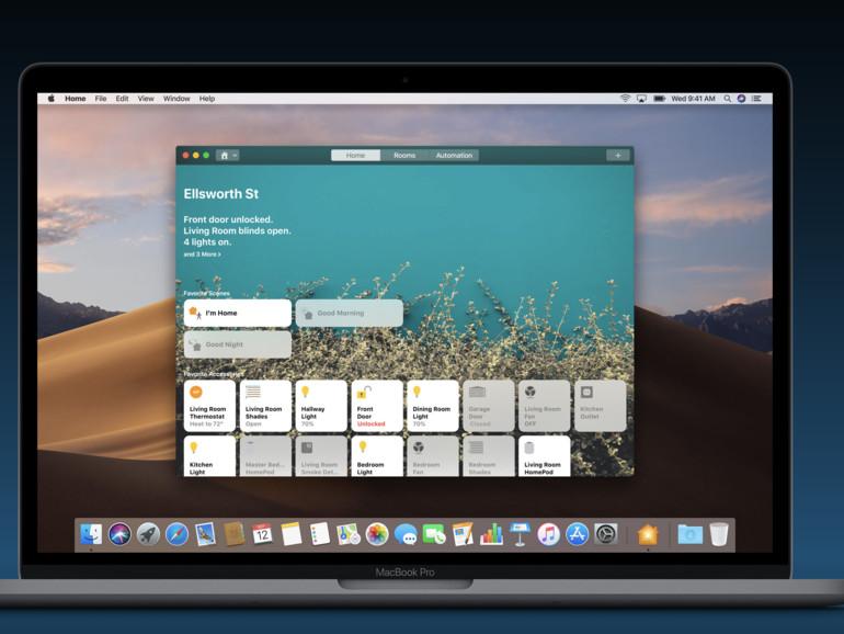 Home-App am Mac: So erstellen Sie eigene Szenen und Automationen