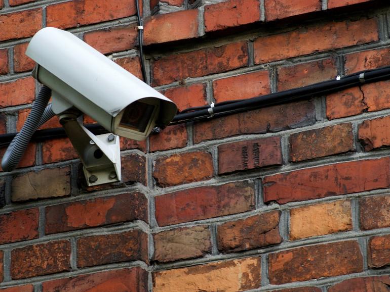 Amazon nutzt Bilder einer Überwachungskamera zu Werbungszwecken - Symbolbild