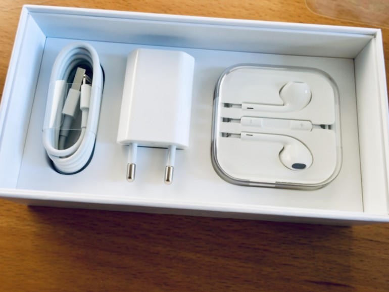 So waren die EarPods früher bei Apple eingepackt