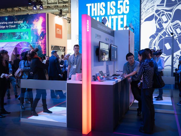 Apple noch immer stark an Intels Modem-Abteilung interessiert