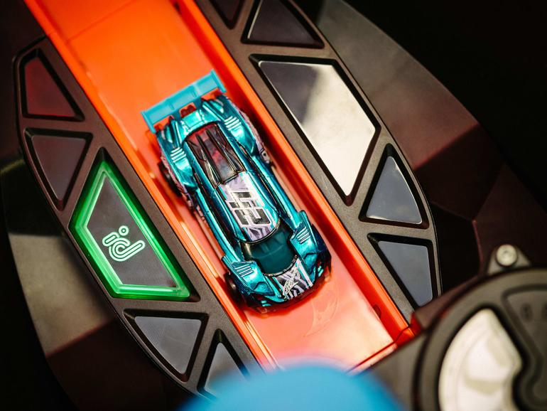 Hot Wheels ID - die digitale Aufrüstung für die Rennbahn