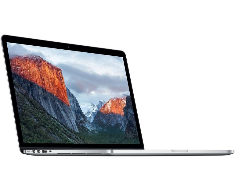 15 Zoll MacBook Pro aus 2015
