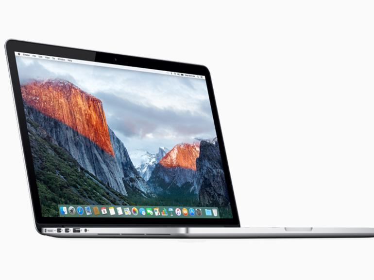 Apple ruft Akkus von MacBook Pro zurück