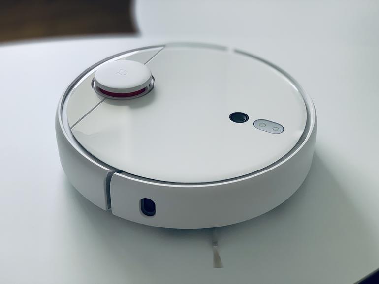 Darf sonst nicht auf den Tisch: Die Xiami Mi Robot 1S.