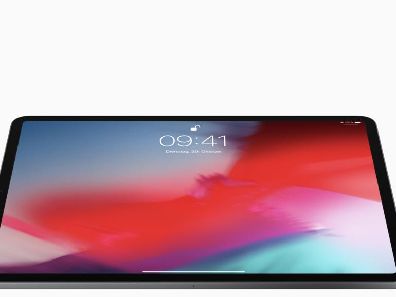 Gerücht: Apple plant faltbares iPad für kommendes Jahr + 5G