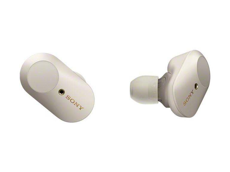 Sony WF-1000XM3: Bluetooth-In-Ears mit Lärmunterdrückung