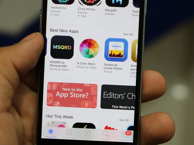 Apple verdient mit dem App Store deutlich mehr Geld als Google