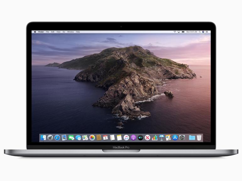 macOS Catalina erscheint im Herbst und ergänzt auch die neuen Modelle um weitere Funktionen.