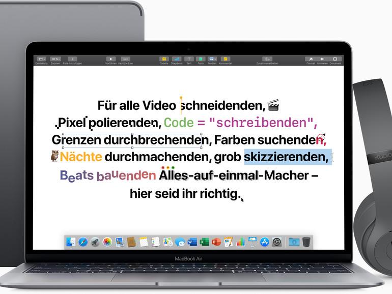 """Apple startet sein """"Back to School""""-Programm"""