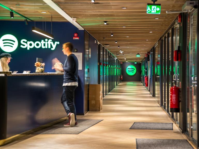 Spotify: Unterstützung für Slide Over und Split View nachgereicht