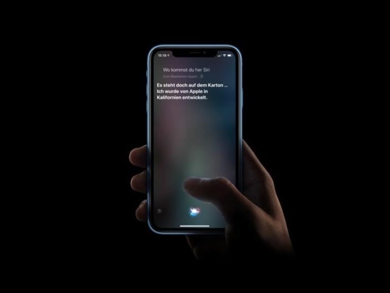 Apple hört durch Siri viele Gespräche mit