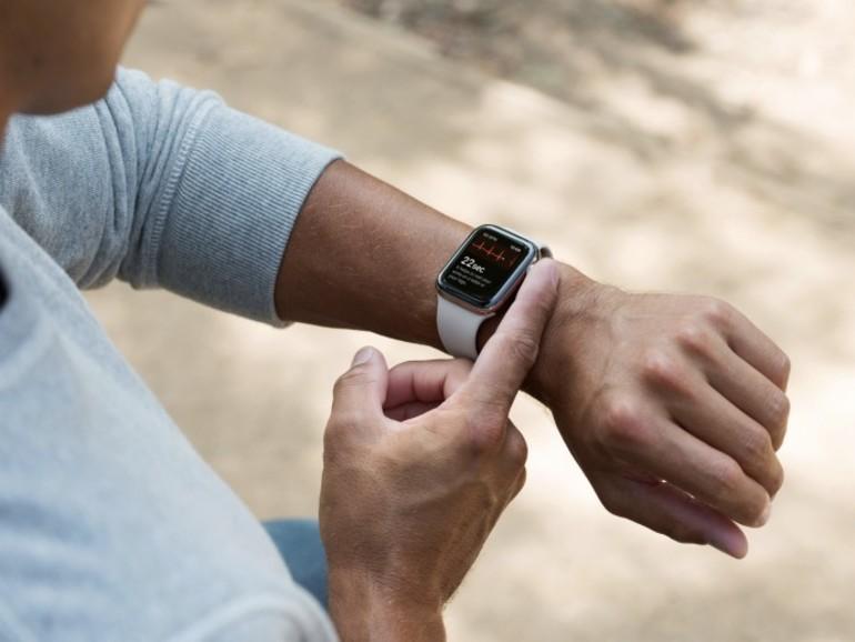 Sturzerkennung der Apple Watch rettet Mutter