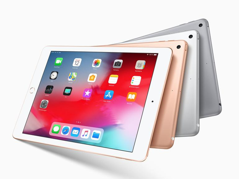 Gerücht: iPad-Nachfolger im Herbst mit 10,2-Zoll-Display?
