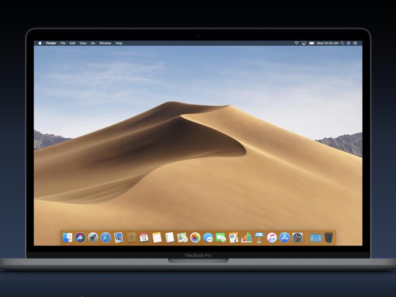 Apple veröffentlicht ergänzendes Update für macOS Mojave 10.14.6