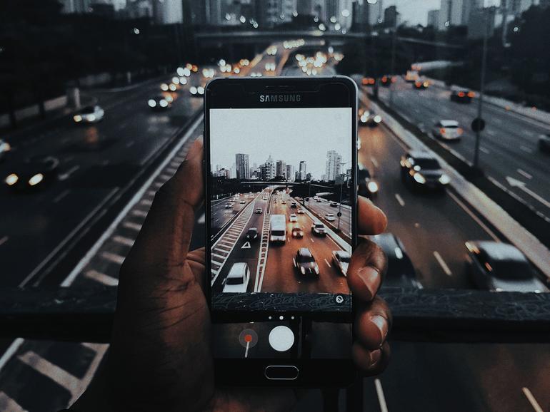 Kampf um die Megapixel: Samsung stellt 108-MP-Sensor für Smartphones vor