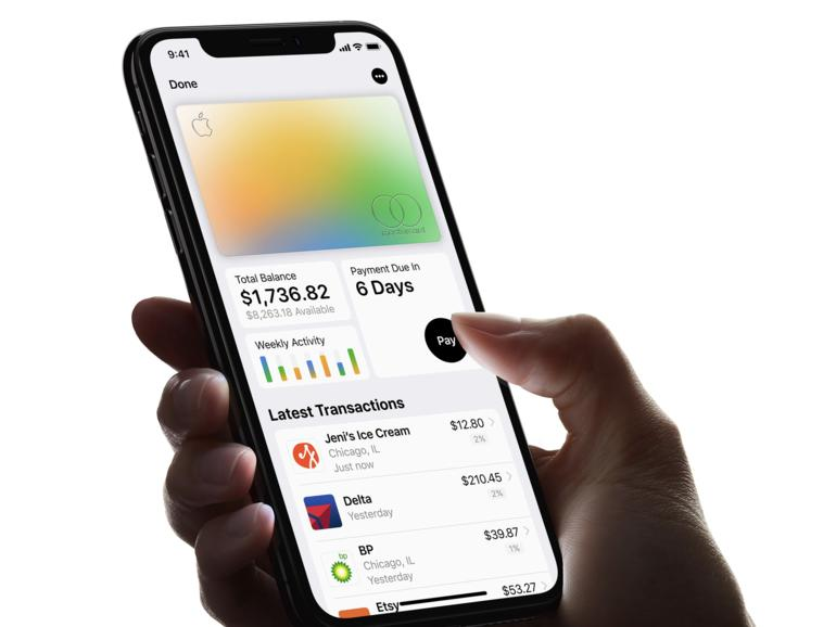 Apple Card: iPhone-Verlust macht die Abrechnung schwierig