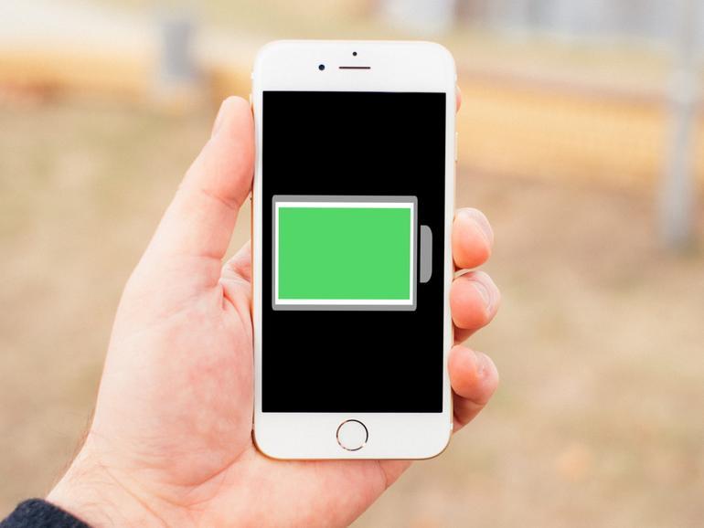 Apple rechtfertigt Dritthersteller Akku-Warnung in iOS