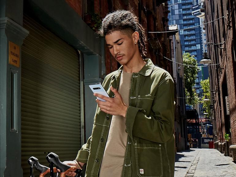 Samsung Galaxy S10 hat das Display mit der höchsten Auflösung