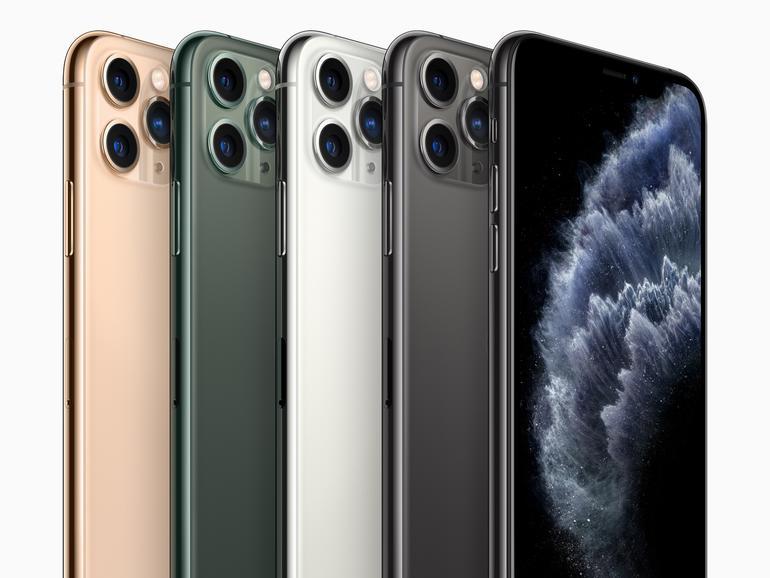 Das iPhone 11 Pro gibt es auch in neuen Farben