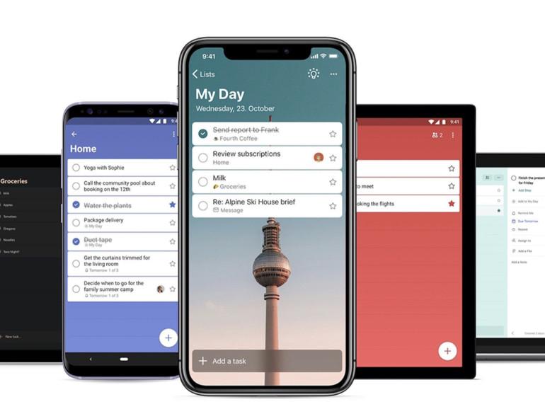 Microsoft stellt neue To-Do-App vor: Wunderlist-Nutzer sollen umsteigen