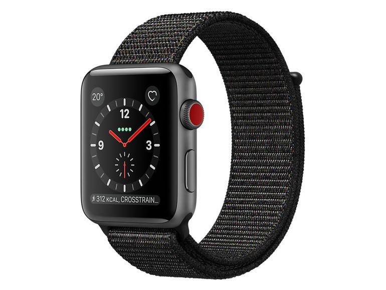 Apple Watch Series 3 mit Sportarmband