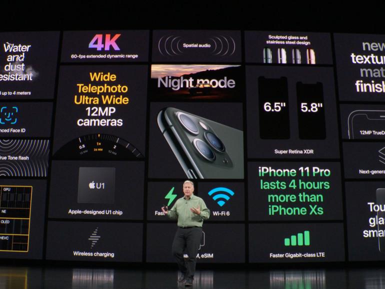 Phil Schiller auf Apples iPhone-Event