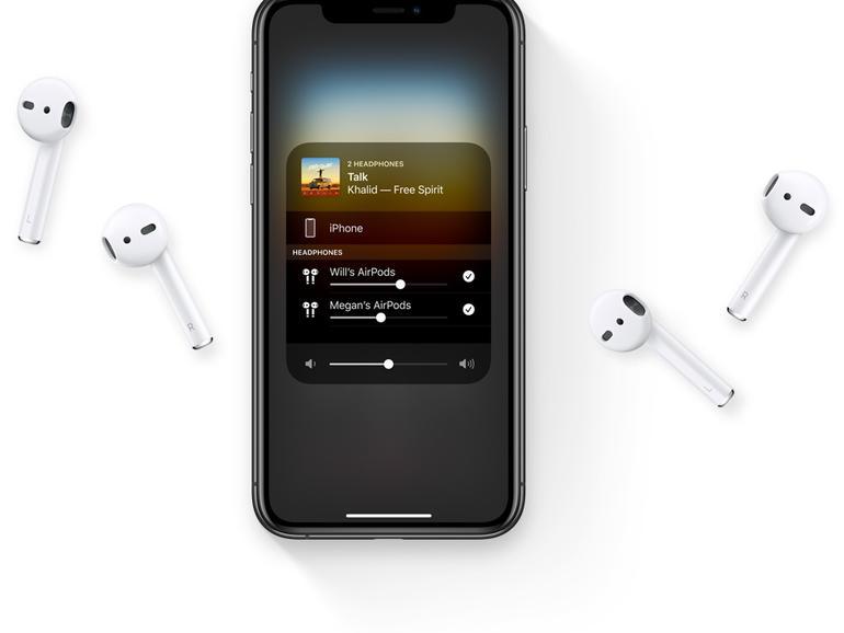 AirPods bekommen AppleCare-Plus