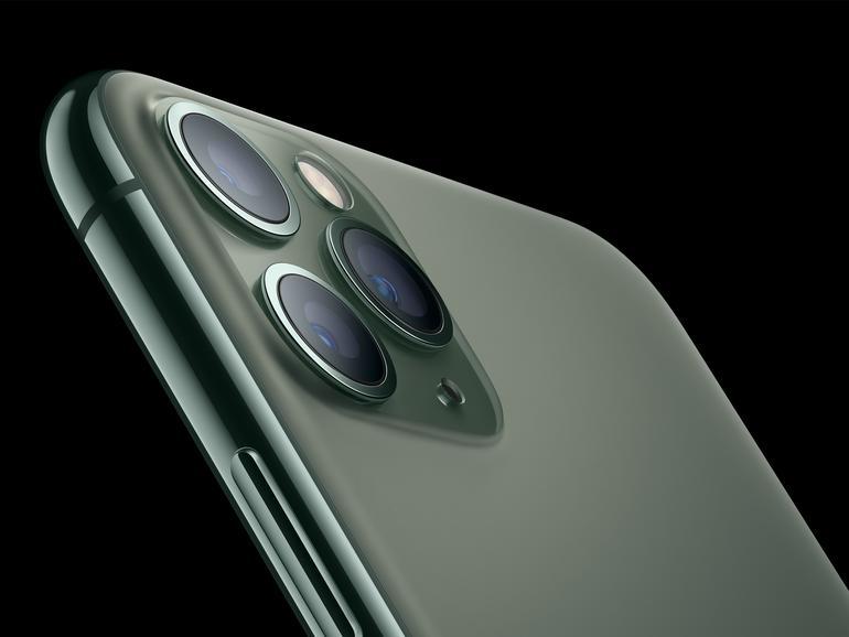 Auf die Tripel-Kamera seines iPhone 11 Pro ist Apple ganz besonders stolz
