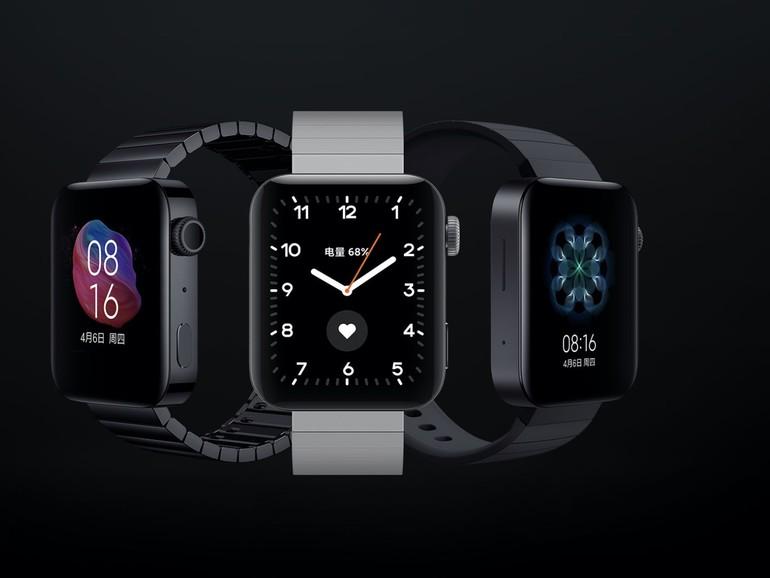 Mi Watch: Xiaomi und der Angriff der Apple-Watch-Klone