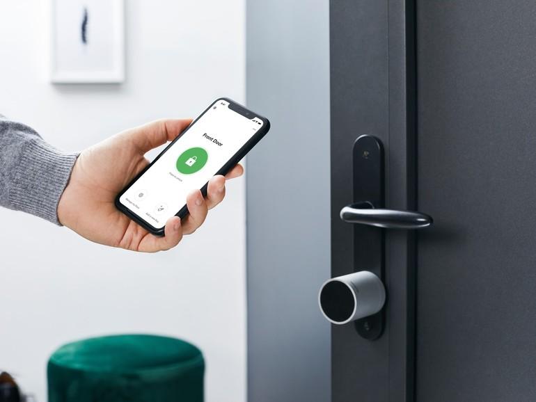 "Neues HomeKit-Schloss: Netatmo stellt ""Smart Door Lock and Keys"" vor"
