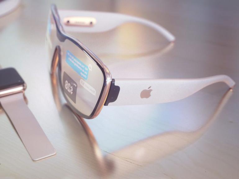 Apple Glass Sieht So Apples Ar Brille Aus Mac Life