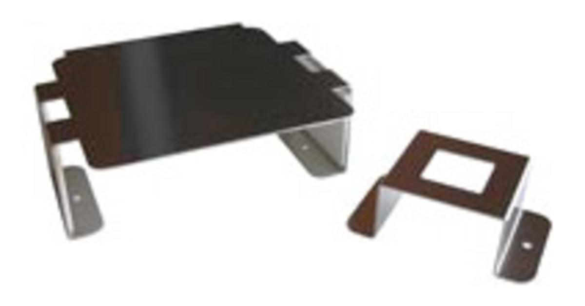 mac mini unter den tisch montieren mac life. Black Bedroom Furniture Sets. Home Design Ideas