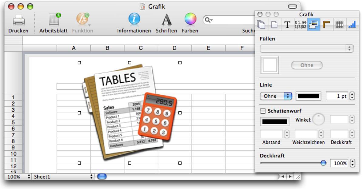 Tabellenkalkulation Tables in Version 1.4 veröffentlicht | Mac Life