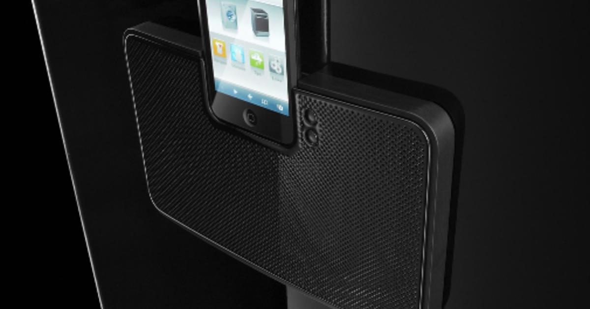 Gorenje Kühlschrank Media Markt : Kühlschrank mit ipod anschluss von gorenje mac life