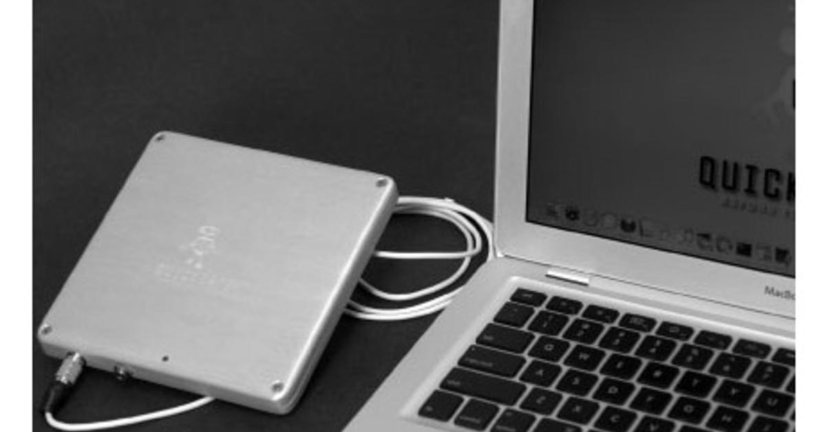 externer macbook akku ladeger t von quickertek mac life. Black Bedroom Furniture Sets. Home Design Ideas