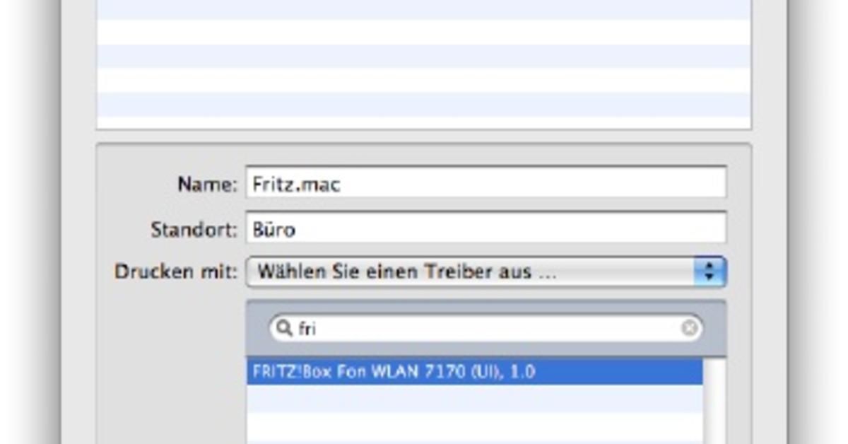 fritz mac Suite: FRITZ!Box am Mac aufbohren | Mac Life