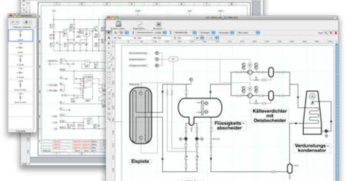 Deutscher Vertriebspartner für Elektro-CAD-Software MacSchema ...