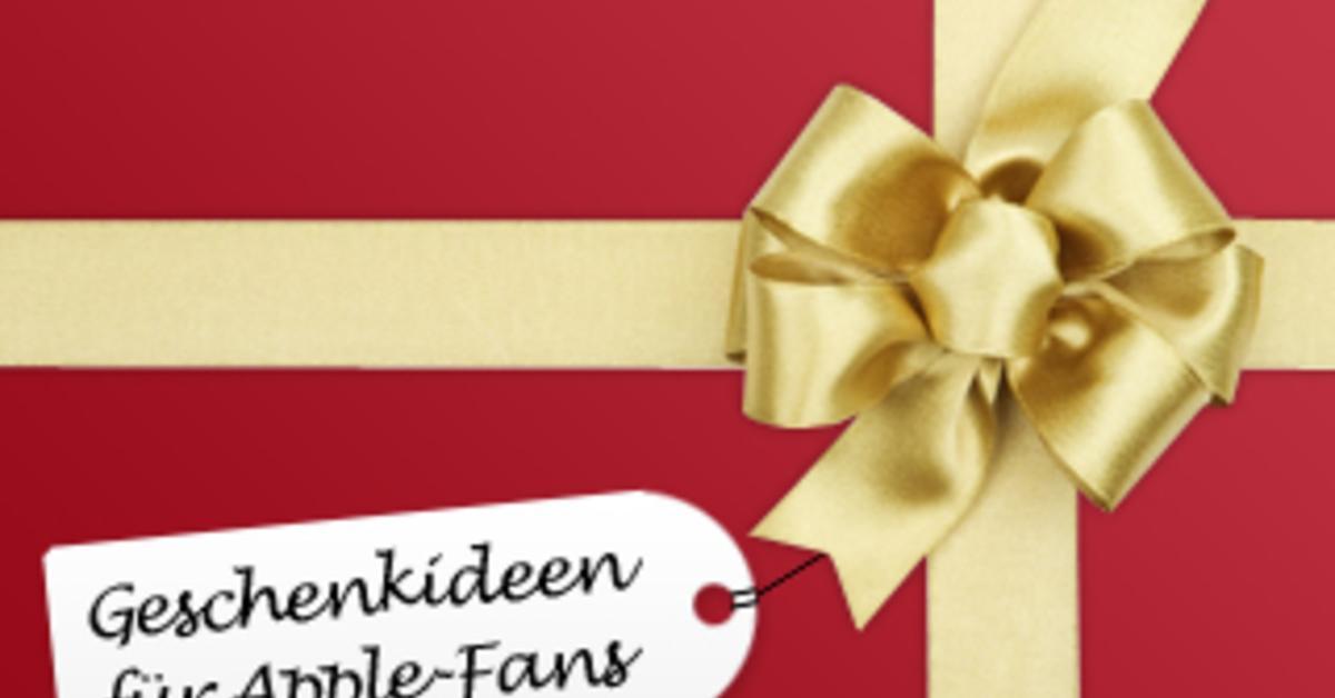 Top-Geschenkideen für Apple-Fans   Mac Life