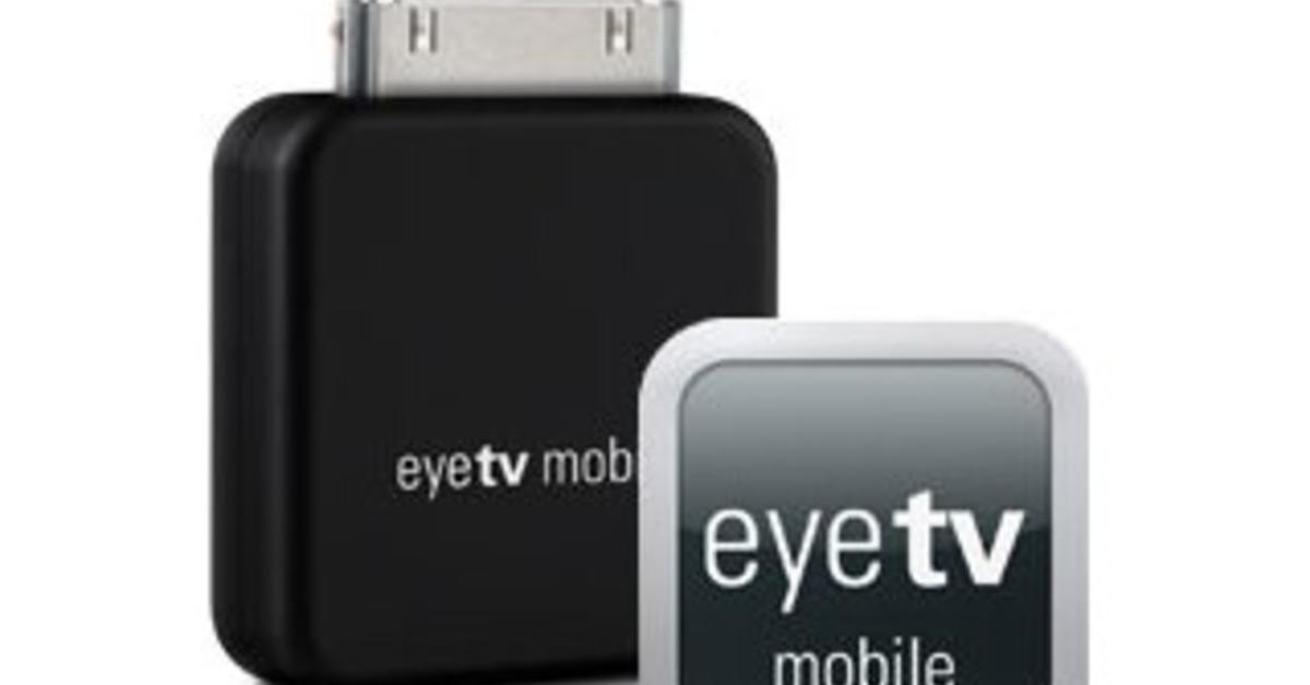 eyetv mobile verwandelt ipad 2 in fernseher mac life. Black Bedroom Furniture Sets. Home Design Ideas