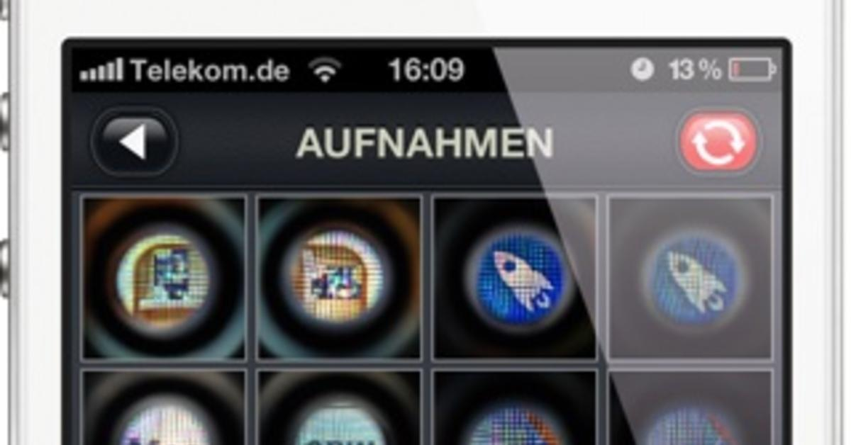 Ipad vs ipad das retina display unter dem iphone mikroskop