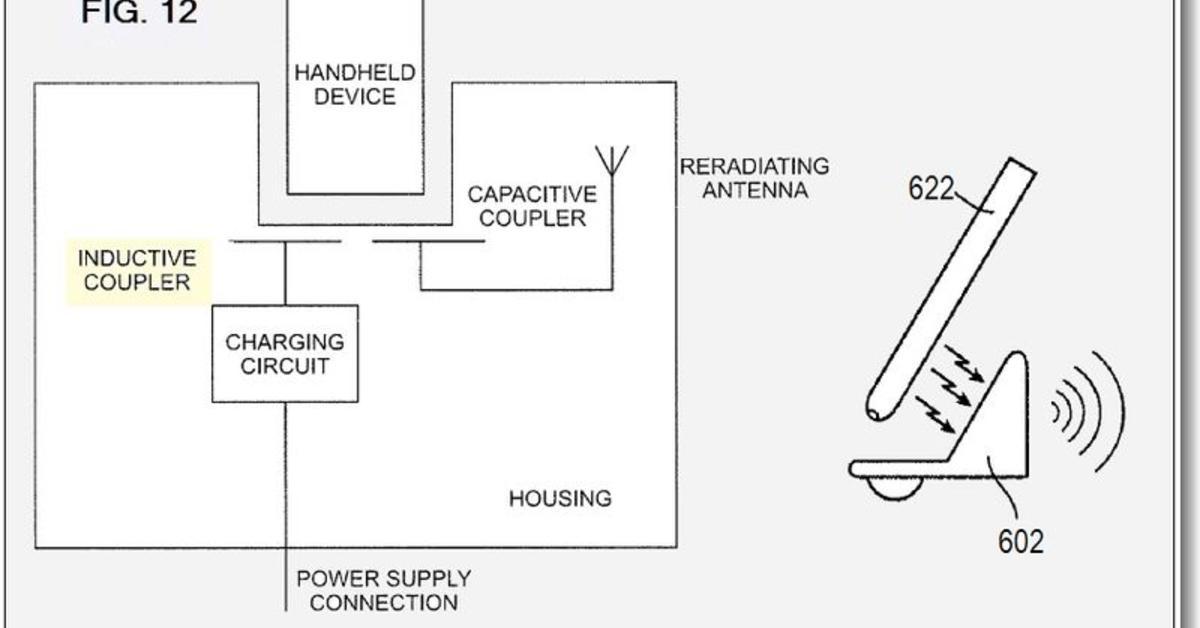 induktiv arbeitendes ladeger t apple erh lt patent. Black Bedroom Furniture Sets. Home Design Ideas